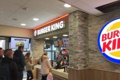 Lichtreclame Burger King Den Bosch