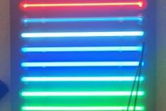 Neon kleuren