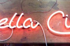 Neon Bella Ciao
