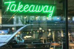 Neon Takeaway